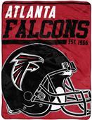 Northwest NFL Falcons 40yd Dash Raschel Throw