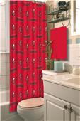 Northwest NFL Tampa Bay Buccaneers Shower Curtain