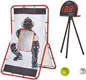 Net Playz Multi Sports Radar Pitch & Rebound Train