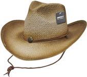Decky Paper Straw Cowboy Hat