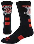 Red Lion Hoops Crew Socks