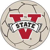 Fan Mats NCAA Valdosta State Univ. Soccer Ball Mat