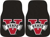 Fan Mats NCAA Valdosta State Carpet Car Mats (set)