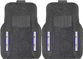 Fan Mats NCAA Northwestern Deluxe Car Mats (set)