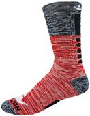 Red Lion Two-Tone Legend Crew Socks - Closeout