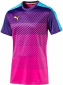 Puma Mens Glory Short Sleeve Soccer Jersey