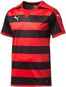 Puma Mens Hoop Short Sleeve Soccer Jersey