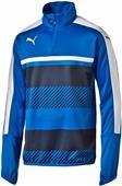 Puma Mens Veloce 1/4 Zip Soccer Training Jacket