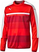 Puma Mens Veloce Soccer Training Sweat Shirt