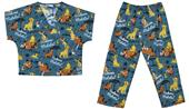 Cherokee Disney Kids Top and Pant Scrub Sets