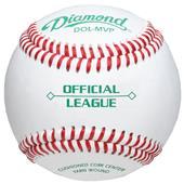 Diamond DOL-MVP OL Elite Youth Baseballs