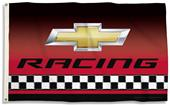 NASCAR Chevy Racing 3' x 5' Flag w/Grommets