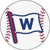 "Fan Mats MLB Chicago Cubs ""W"" Baseball Mat"