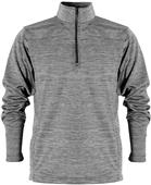 Baw Adult/Youth Honeycomb 1/4 Fleece Jacket