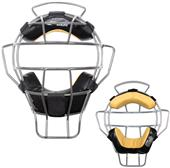 Champro Pro-Plus Aluminum Umpire Bio-Fresh Mask