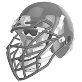 Xenith X2E+ Youth Football Helmet Pursuit Facemask