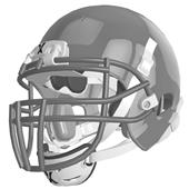 Xenith X2E+ Youth Football Helmet XRN-22 Facemask