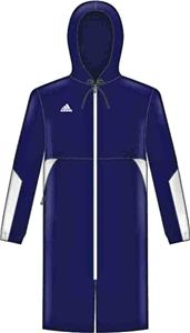 Adidas Water Resistant Swim Parka - Swimming Equipment and Gear