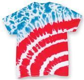 Dyenomite Novelty 200NV Tie Dye T-Shirt