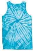 Dyenomite 420CY Cyclone Style Tie Dye Tank Tops