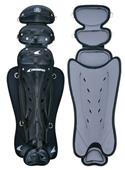 Low Profile Design Pro-Plus Umpire Leg Guards-PAIR