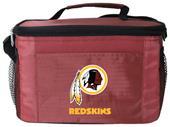 NFL Washington Redskins 6-Pack Cooler/Lunch Box