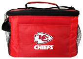 NFL Kansas City Chiefs 6-Pack Cooler/Lunch Box