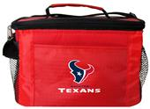 NFL Houston Texans 6-Pack Cooler/Lunch Box