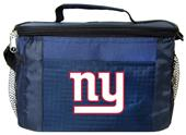 NFL New York Giants 6-Pack Cooler/Lunch Box