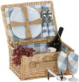 Picnic Plus Boothbay 2 Person Picnic Basket