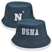 WRepublic US Naval Academy College Bucket Hat