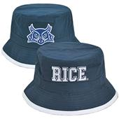 WRepublic Rice University College Bucket Hat