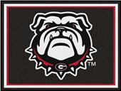 Fan Mats NCAA University of Georgia 8'x10' Rug