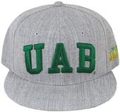 Alabama at Birmingham Game Day Fitted Cap