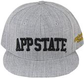 WRepublic Appalachian State Game Day Fitted Cap