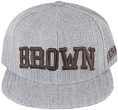 WRepublic Brown University Game Day Fitted Cap