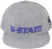 WRepublic Kansas State Univ Game Day Fitted Cap