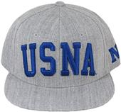 WRepublic US Naval Academy Game Day Fitted Cap