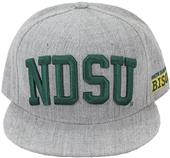 WRepublic North Dakota State Game Day Fitted Cap