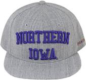 WRepublic Northern Iowa Univ Game Day Fitted Cap