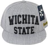 WRepublic Wichita State Univ Game Day Fitted Cap