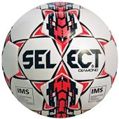Select Diamond Club Series Soccer Ball  - Closeout
