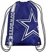 NFL Dallas Cowboys Drawstring Backpack