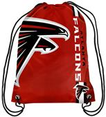 NFL Atlanta Falcons Drawstring Backpack