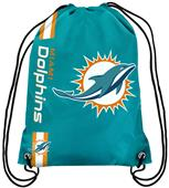 NFL Miami Dolphins Drawstring Backpack