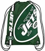 NFL New York Jets Drawstring Backpack