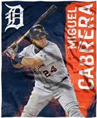 Northwest MLB Miguel Cabrera HD Silk Touch Throw