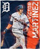 Northwest MLB Victor Martinez HD Silk Touch Throw