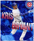 Northwest MLB Kris Bryant HD Silk Touch Throw