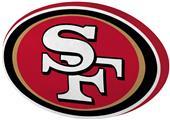 Northwest NFL San Francisco 49ers Cloud Pillow